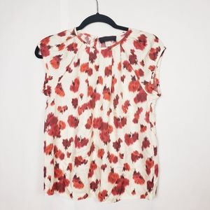 Derek Lam printed blouse
